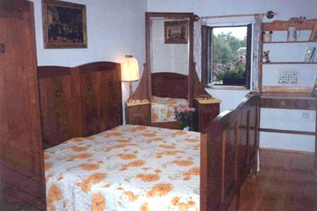 Ubytování Lipno - Chalupa v Olšině - pokoj