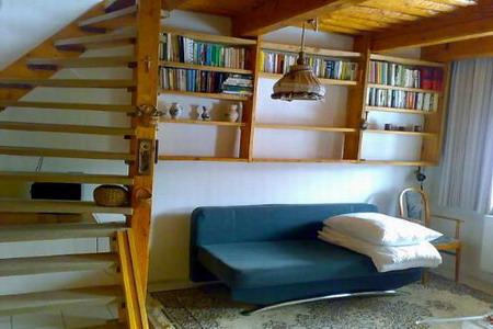 Ubytování Lipno - Chalupa v Olšině - apartmán
